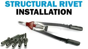 How to use a Lever <b>Rivet Tool</b> to <b>Install Rivets</b>   Fasteners 101 ...