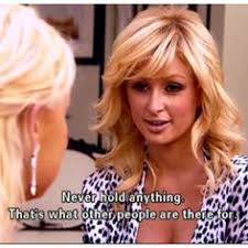 The Simple Life on Pinterest | Paris Hilton, Nicole Richie and ... via Relatably.com