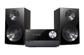 LG CM2460 : <b>Micro</b> Hi-Fi <b>Audio System</b> 100W | LG Canada