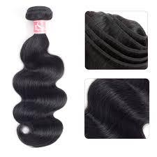 <b>LS Hair</b> Brazilian <b>Body Wave</b> bundles 100% remy Human Hair ...