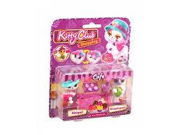 <b>Набор игровой Kitty Club</b> Shopping, 2 фигурки с аксессуарами, в ...