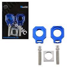 <b>CNC</b> Aluminum <b>Rear Chain Adjuster</b> Axle Block For Husqvarna ...