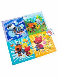 <b>Пазл</b> 9-16-25-36 эл. <b>МиМиМишки</b> 03517 <b>Origami</b> - купить в ...