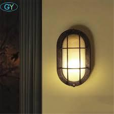 American country entrance <b>hallway wall lights</b> corridor balcony <b>LED</b> ...