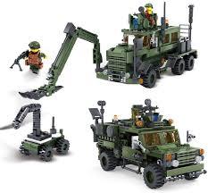 """<b>Конструктор KAZI</b> """"<b>Инженерные</b> войска"""" - 84040: купить по цене ..."""