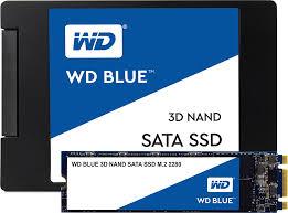 Обзор твердотельного <b>накопителя</b> WD Blue с памятью 3D NAND ...