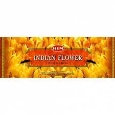 6-гр. благовония <b>Indian Flower</b> ИНДИЙСКИЙ ЦВЕТОК блок 6 шт ...
