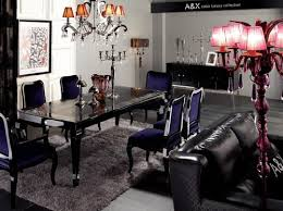 most popular tags for this image include dining room dining room table dining black lacquer dining room