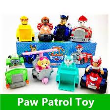 IMP HOUSE  [Kids <b>Toy</b>] <b>Paw Patrol 8pcs set</b> | Shopee Singapore