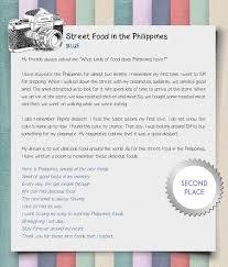 street food in the by blue monol international blue essay