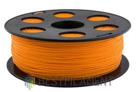 <b>ABS пластик</b> для 3D-принтеров Bestfilament. Цвет <b>оранжевый</b>. 1 ...