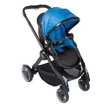 <b>Chicco</b> детская <b>коляска Fully</b> 2020 Power Blue - Купить на ...