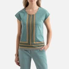 Купить женскую <b>футболку</b> с коротким рукавом по ...
