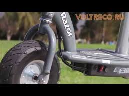 <b>Электросамокат Razor E300</b> Обзор Voltreco.ru - YouTube