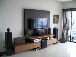 living room tv room design captivating black wooden tv room wall units design with gray captivating living room design tufted