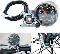 LVOERTUIG Mechanical Speedometer for Bicycle ... - Amazon.com