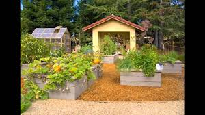 Small Picture Simple Small raised bed vegetable garden design ideas YouTube