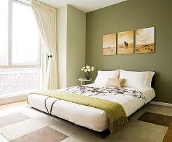 olive green brown and cream colors and minimal decor gives this bedroom a zen feel brown room pinterest walls