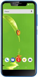 Смартфон <b>Fly View Синий</b> купить в интернет-магазине ...