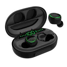 CALIONLTD C5S <b>Wireless Earbuds</b> Bluetooth 5.0 with Charging ...