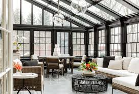 Sunroom Designs 20 Pieces Of Modern Sunroom Furniture Thatll Add Personality To