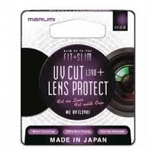 Купить <b>Светофильтр Marumi FIT</b>+<b>SLIM MC</b> UV (L390) 52mm - в ...