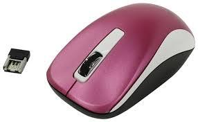 <b>Мышь Genius NX-7010</b> Magenta USB — купить по выгодной цене ...