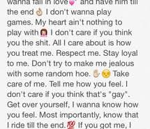 love, loyalty, me, real, relationships, truth - image #2298949 by ... via Relatably.com