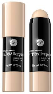 <b>Консилер</b> Bell Hypoallergenic Blend Stick Make-Up 01 <b>Молочный</b> ...