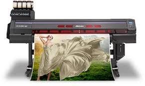 <b>Mimaki UCJV300-160</b> UV LED Print & Cut.