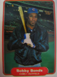 baseball cards come to life  player profile bobby bonds