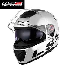 100% Genuine <b>New Arrival LS2</b> FF390 Motorcycle <b>helmet</b> chrome ...