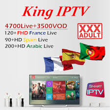 KING OTT <b>French iptv</b> Subscription for <b>France Arabic</b> Spain Portugal ...