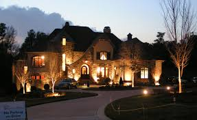 outdoor accent lighting ideas for large space accent lighting ideas
