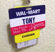 personal essay the reno signal while working at wal mart i took on the tony for me