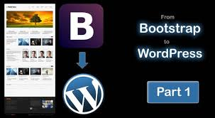 Tutorial: How to convert a Bootstrap site template into a WordPress ...