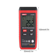 【TOOL】<b>UNI</b>-<b>T UT306A</b> Mini <b>Digital</b> LCD Infrared Thermometer ...