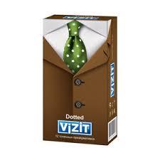 <b>Vizit</b> Dotted <b>презервативы точечные 12</b> шт купить по цене 305,0 ...