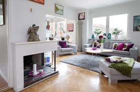living room decorating in beautiful apartment beautiful design ideas