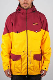 <b>Куртка turbokolor ewald plus</b> jacket ss13 yellow red l в интернет ...