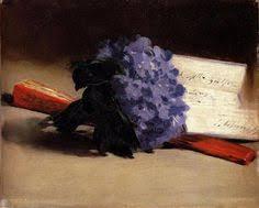 「manet bouquet de violettes」の画像検索結果