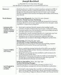 s resume verbs marketingdirectorresumesummaryworkhistory singlepageresumecom alluring marketingdirectorresumesummaryworkhistory and gorgeous how to write a resume air
