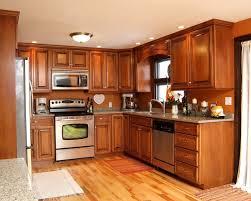 awesome custom glazed cabinets maple