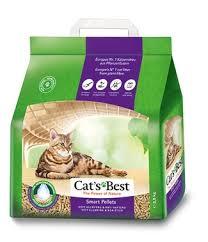 <b>Cat's Best</b>, <b>Наполнители</b>