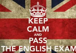 Resultado de imagen de english exam