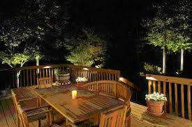 outdoor accent deck lighting beautiful outdoor lighting