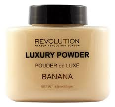 <b>Рассыпчатая пудра Luxury</b> Banana Powder от Revolution Makeup ...