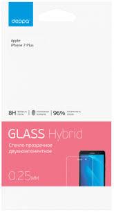 <b>Защитная гибридная пленка</b> Deppa для iPhone 6/6S/7/8