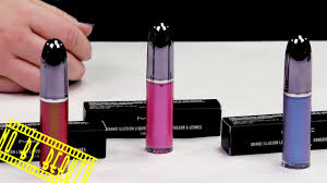 <b>MAC</b> Grand Illusion Liquid LipColour Lipstick Review and Swatches ...