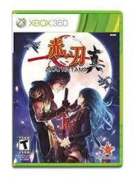 Akai Katana - Xbox 360: Aksys Games: Video Games - Amazon.com